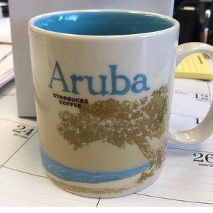 Starbucks Aruba You are Here Series Coffee Mug
